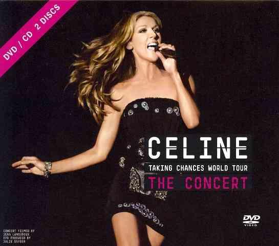TAKING CHANCES WORLD TOUR:CONCERT BY DION,CELINE (DVD)